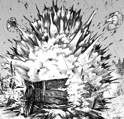 悲報 進撃の巨人のリヴァイ兵長 114話でガチでヤバいことになる