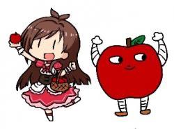 【アイマス】『たべるんごのうた』のアレンジソング、ニコニコ動画で謎の流行 どれも昔を思い出させる選曲だな…