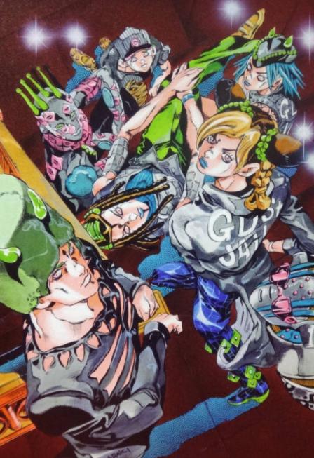 6 部 アニメ ジョジョ 原作とはまた別ベクトルの魅力を持った『ジョジョ』へと昇華 Real Sound リアルサウンド